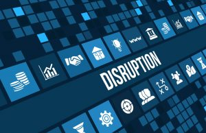 Digital Disruption Image